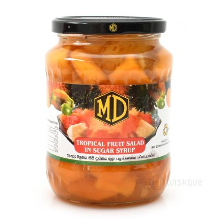 MD Tropical Fruit Salad In Sugar Syrup 565g
