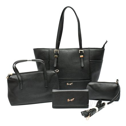 Black Tote Handbag Collection