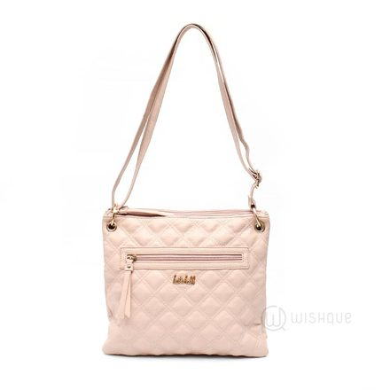 Kate Hill Beige Sling Bag HBAGCLEAR.ASS.0 Assorted