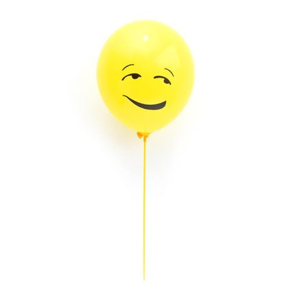 Unamused Emoji Balloon