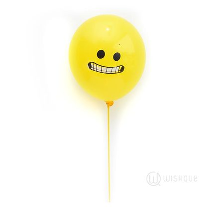 Grin Emoji balloon