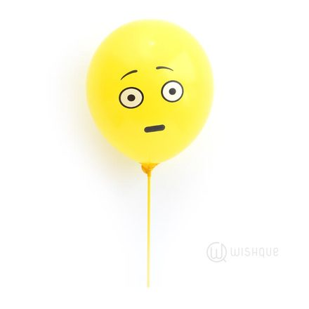 Apology Emoji Balloon