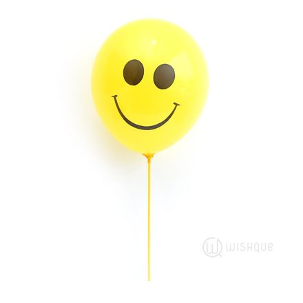 Smile Smile Emoji Balloon