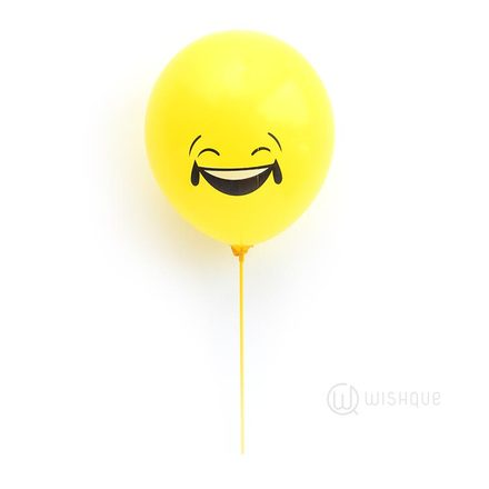 LOL Emoji Balloon