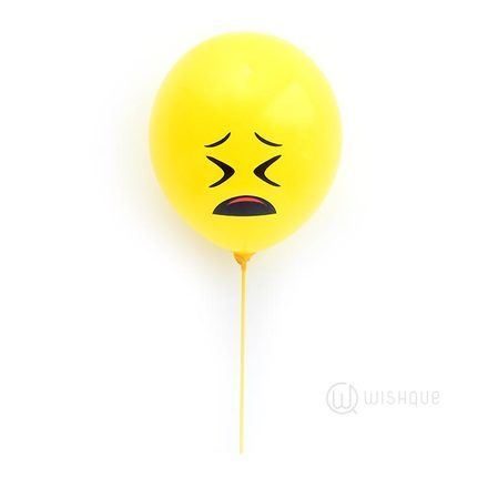 Apology Emoji Balloon 2