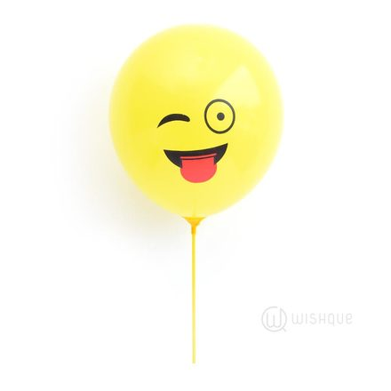 Cheeky Emoji Balloon