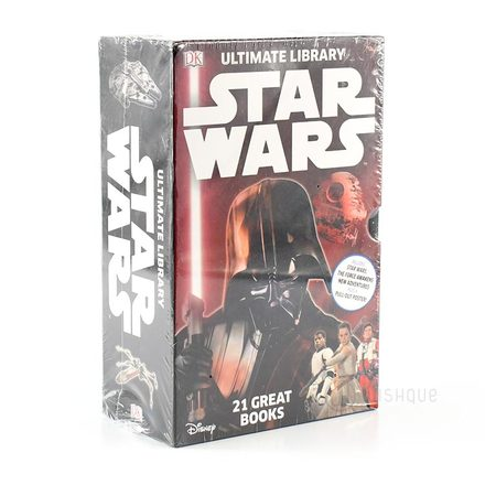 Star Wars Ultimate Library - 21 Books Collection