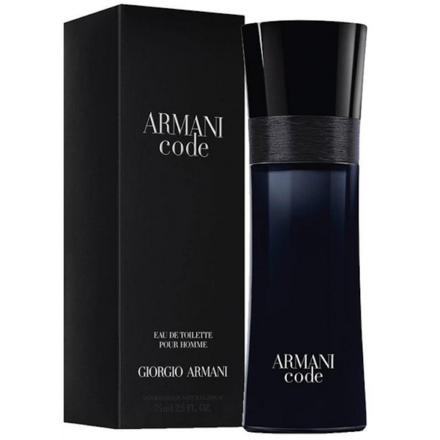 Armani Code for Men by Giorgio Armani 75ml