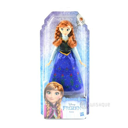 Disney Frozen Toddler Doll Anna