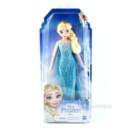 Disney Frozen Toddler Doll Elsa