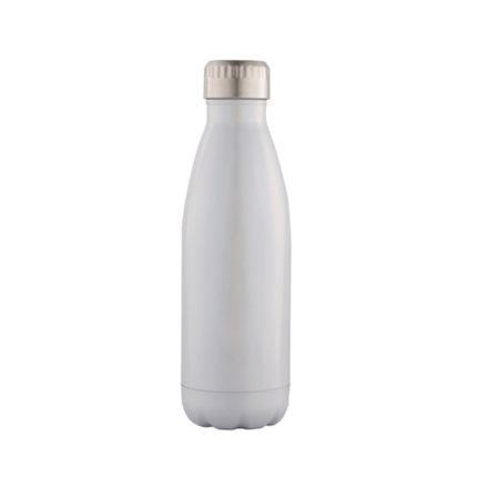 Double Wall Insulated Bottle 500ml Pearl Look
