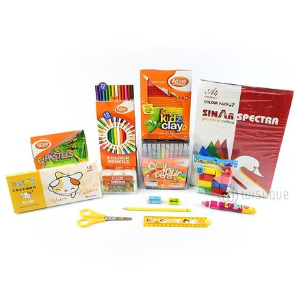Arts and Crafts Pack for School