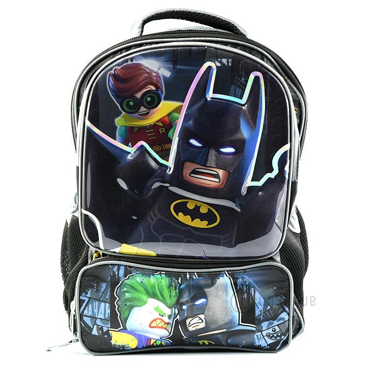 The Lego Batman Movie Secondary School Backpack - Wishque  ee219c8c52683
