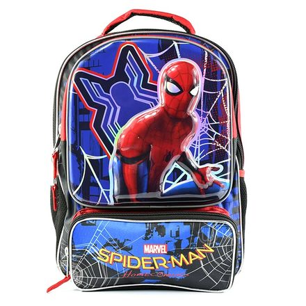 Marvel Spider Man Secondary School Backpack