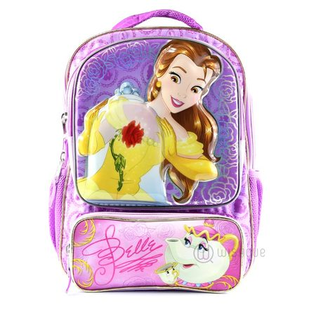 Disney Princess Belle Secondary School Backpack