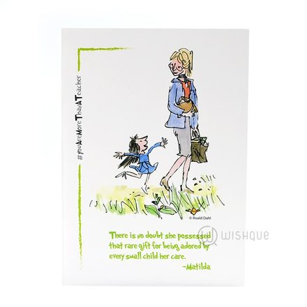 Be Someone's Miss Honey Greeting Card