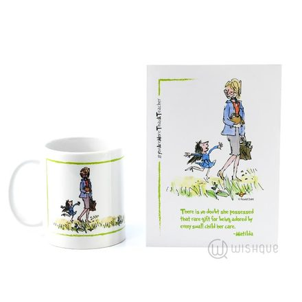 Be Someone's Miss Honey Card And Printed Mug