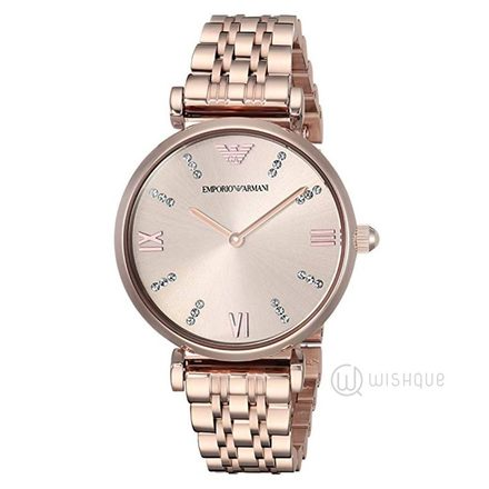 Emporio Armani Women's Dress Watch