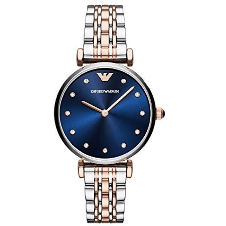 3c5666008f Emporio Armani Women's Dress Watch AR11092