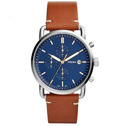 FOSSIL Men's FS5401 Year-Round Chronograph Quartz Watch