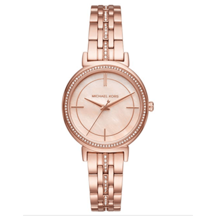 Michael Kors Women's MK3643 Cinthia Rose Gold Watch