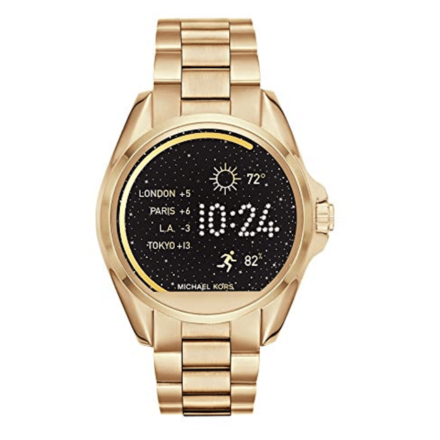 Michael Kors Access Touchscreen Gold Bradshaw Smartwatch