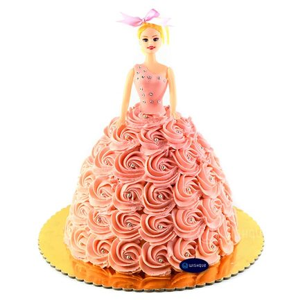 I'm A Princess Doll Cake 4.4lb