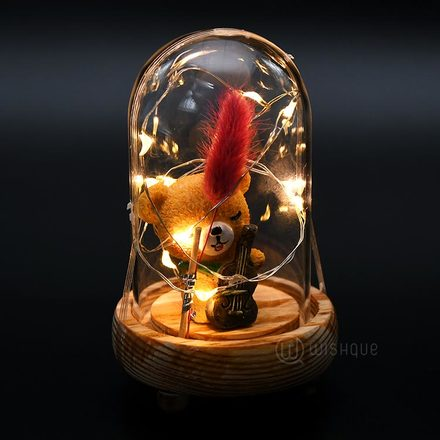 Fairy Lights Bear