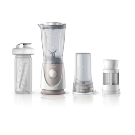 Philips Mini-Blender with Portable 'On the Go' Bottle