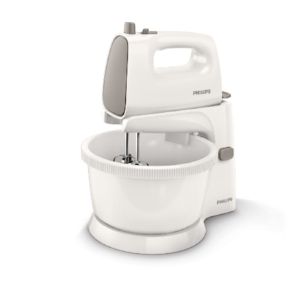 Philips Daily Collection 250W Mixer with Auto-Driven Bowl