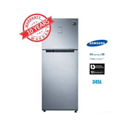 Samsung Double Door Refrigerator RT37M5532S9