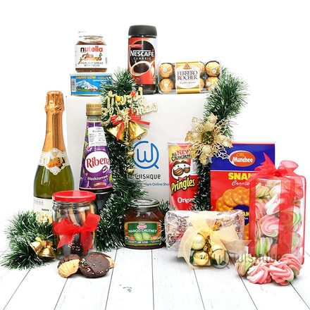 The Gourmet Collection Christmas Hamper