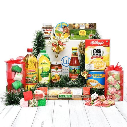 The Luxury Selection Christmas Hamper