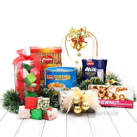 The Indulgent Way Christmas Hamper