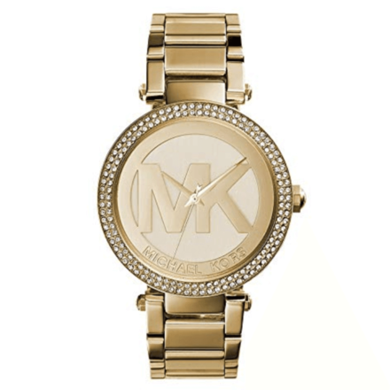 Michael kros Women's Parker Gold-Tone Watch MK5784