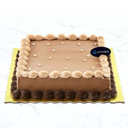 Buttercream Chocolate Cake
