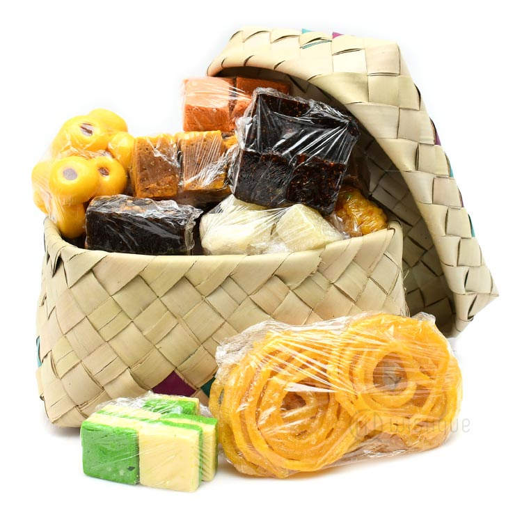 Indian Sweets Large Hamper