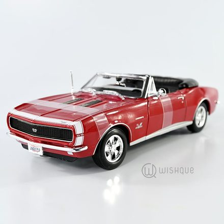 "1967 Chevrolet Camaro SS 396 Converible ""Official Licensed Product"""