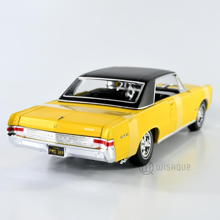 "1965 Pontiac GTO ""Official Licensed Product"""