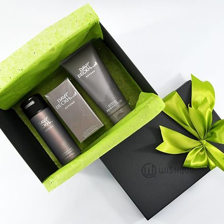 David Beckham Beyond Luxury Fragrance Gift Set