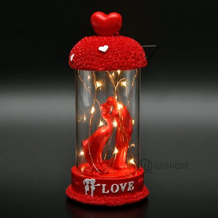 Together Forever Fairy Lights Ornament