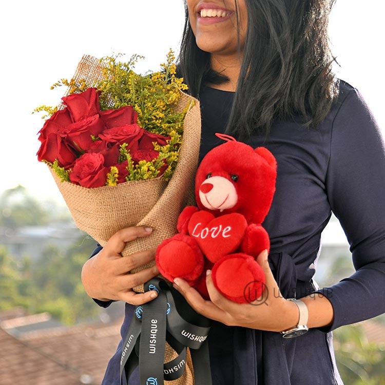 Forever My Girl Gift Set Wishque Sri Lanka S Premium Online Shop Send Gifts To Sri Lanka