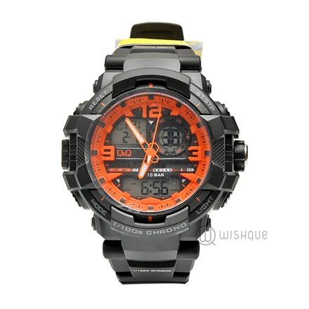 Q&Q GW86J009Y Men's Watch