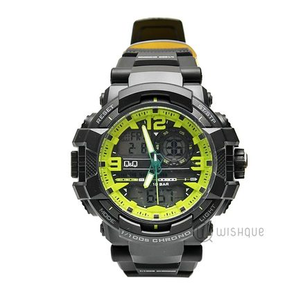 Q&Q GW86J008Y Men's Watch