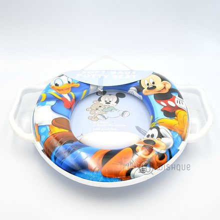 Soft Baby Potty-Seat Mickey Mouse