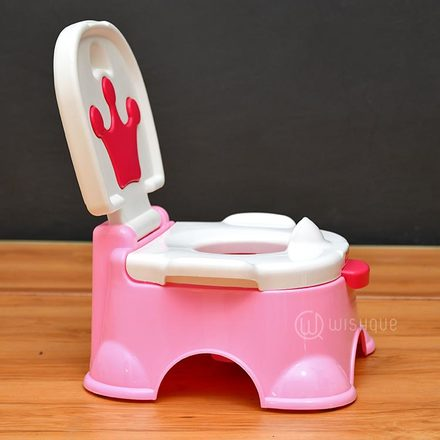 Baby Potty Throne