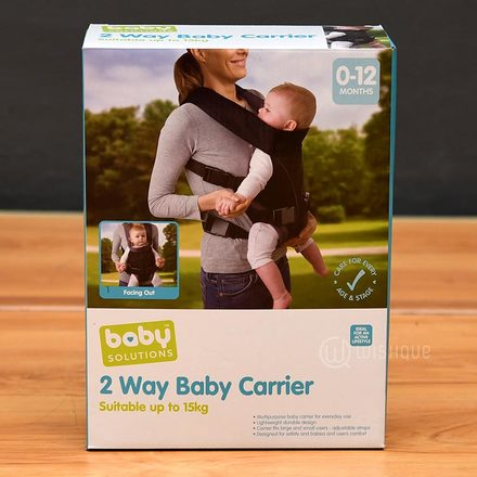 Multi purpose Baby Carrier Two Way (0-12 Months)