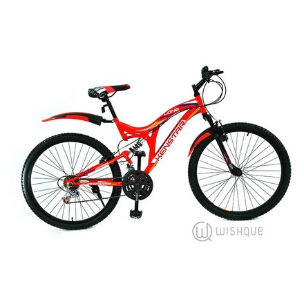Kenstar Lone Ranger 24/26 Inches Bicycle