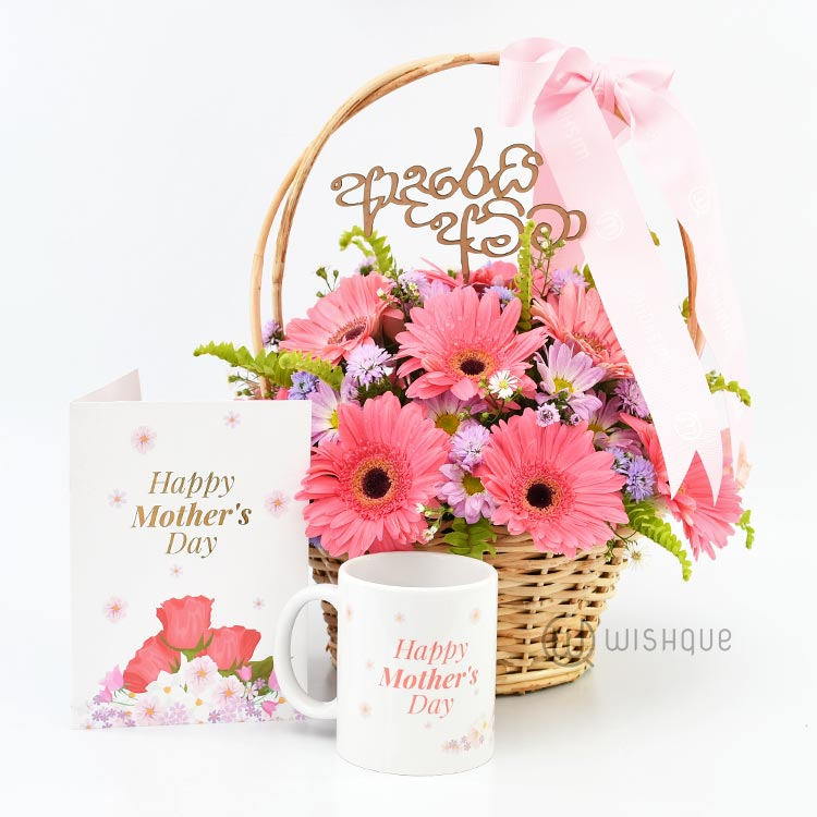 Happy Mother's Day Fairy Gift Set