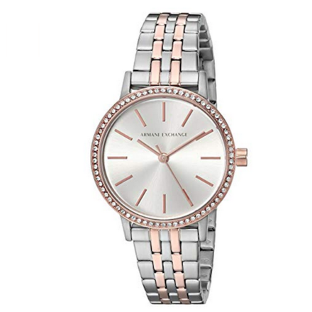 Armani Exchange AX5542 Women's Dress Silver Watch